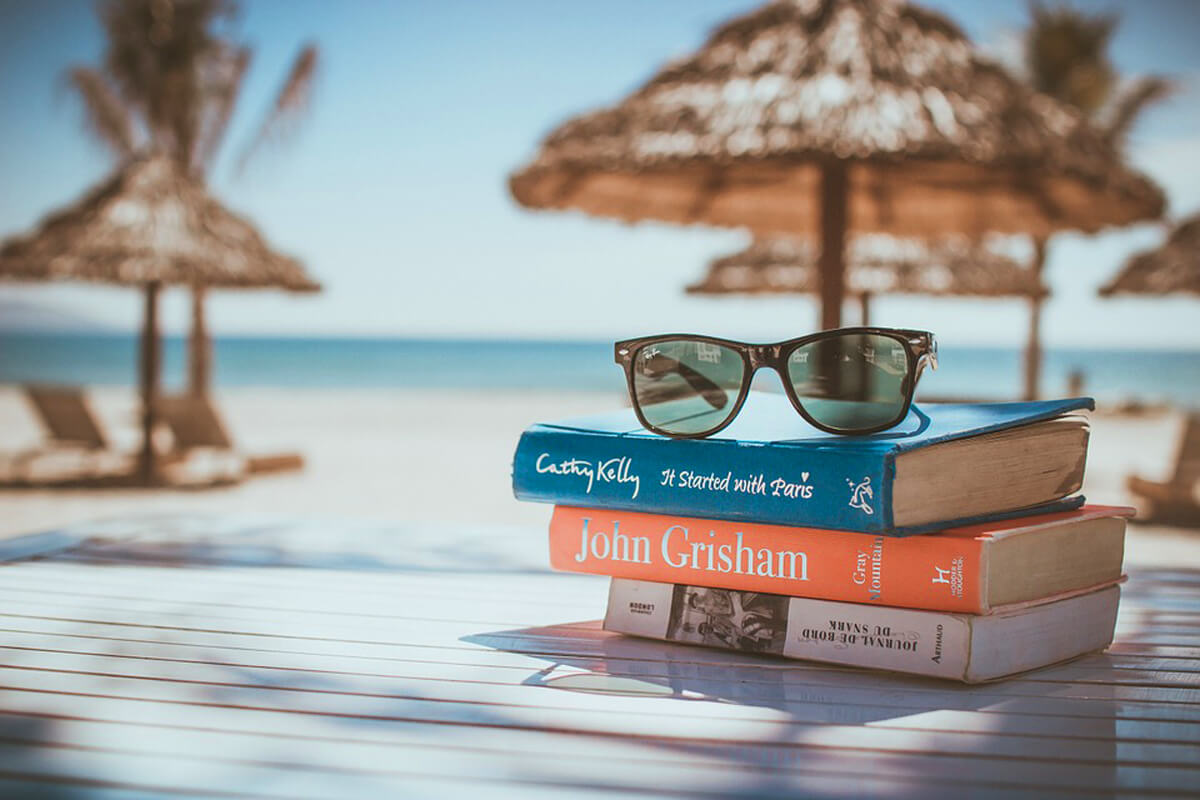 summer books to read on beach