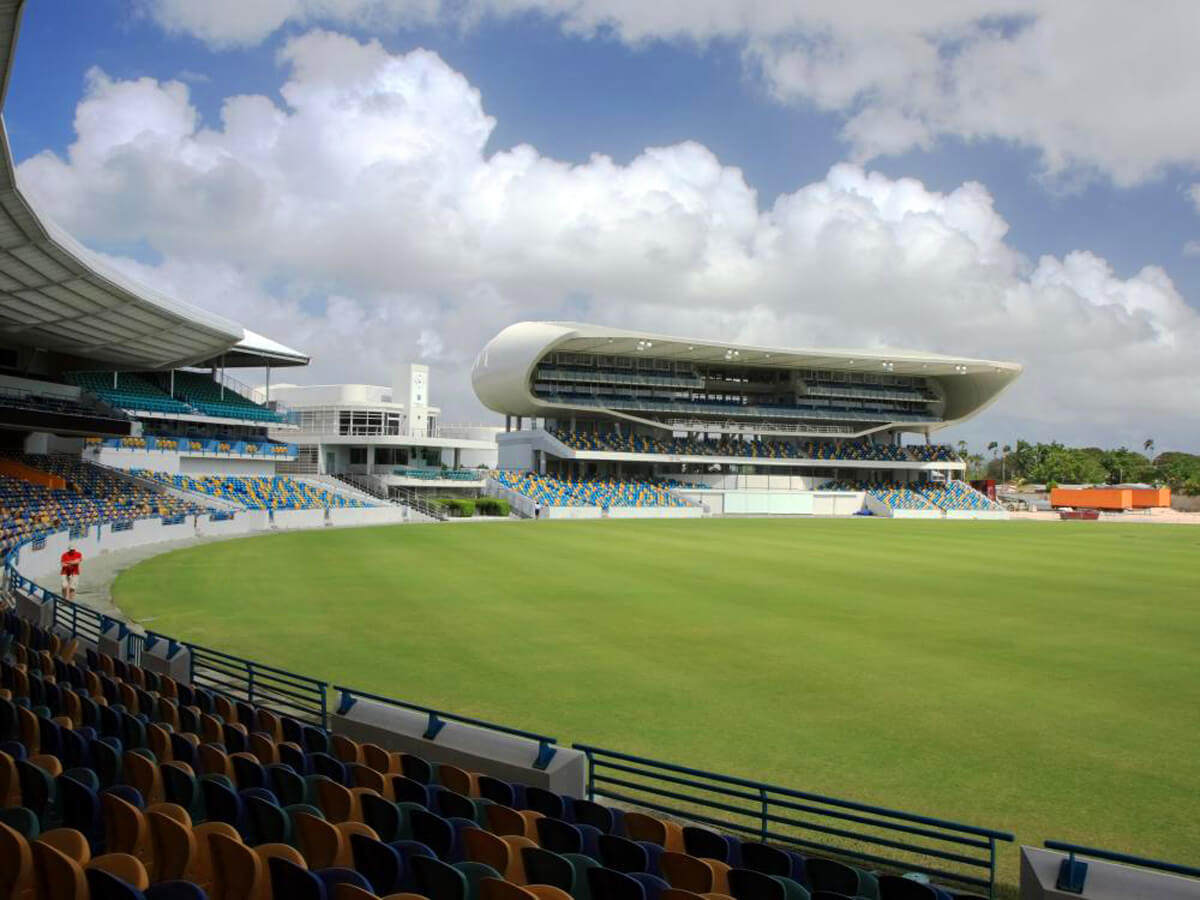 The Kensington Oval Barbados