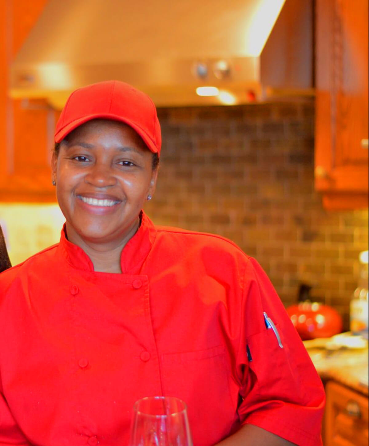 Latika, the brilliant chef behind Taste of the Islands