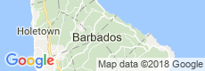 Barbados Luxury Villas, Map View