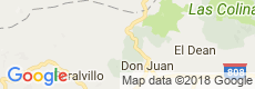 Dominican Republic Luxury Villas, Map View