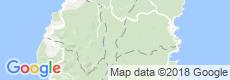 St. Lucia Luxury Villas, Map View