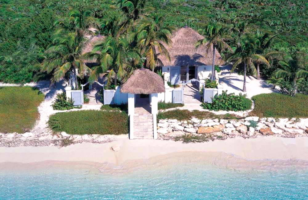 Caribbean Private Island Villas