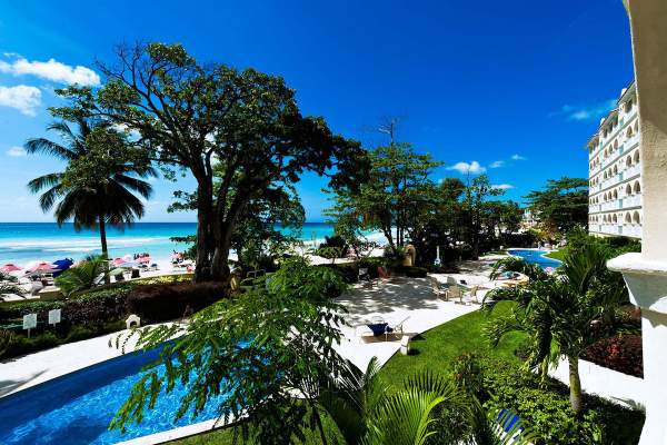 Sapphire Beach - beautiful beachfront resort