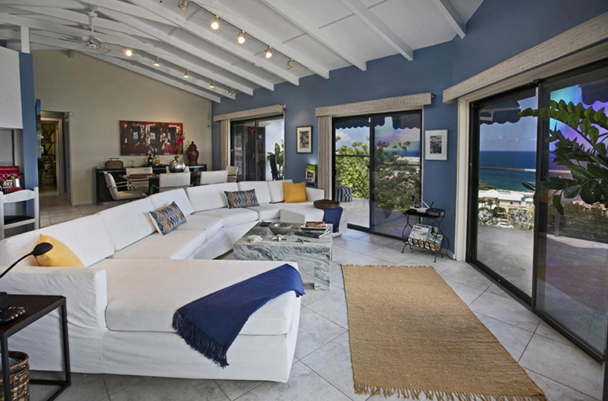 blue canopy - st. thomas, usvi villa rental | wheretostay