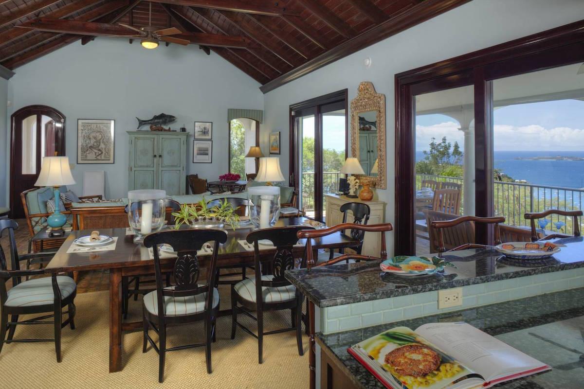 Blue Papaya - St. John Villa Rental | WhereToStay