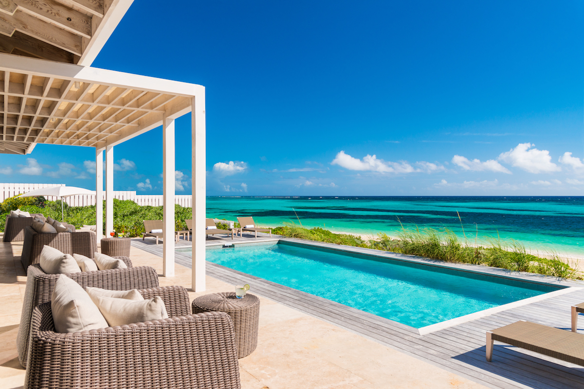 Turks And Caicos Beachfront Villas Where To Stay