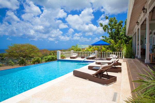 villa Irene is located in Lower Carlton - It has views of the world famous Platinum Coast