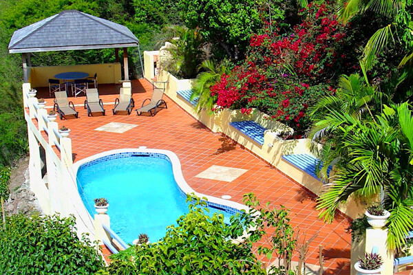 Galley Bay Heights Villa - #022, Antigua villa
