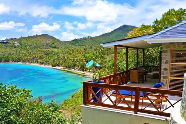 The Beach House, St. Vincent & Grenadines villa