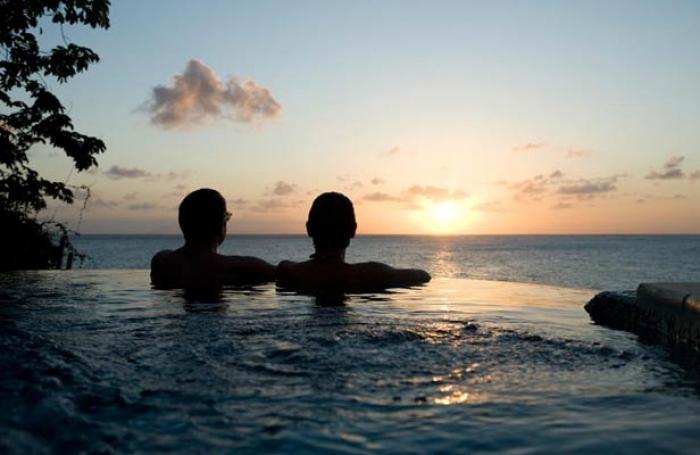 Curtain Bluff Resort On Antigua