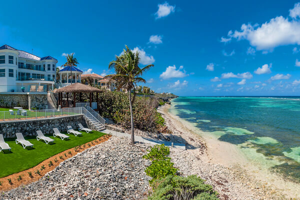 Great Bluff Estates sits along the beautiful northern coast of Grand cayman