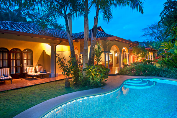 Casa Campana is located in the Los Suenos Resort