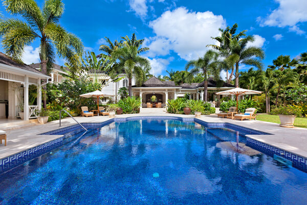 Coco de Mer sits on top of the Sandy Lane Estate