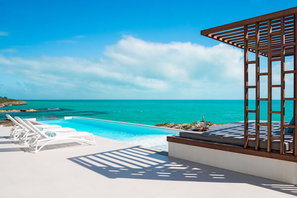 Tip of the Tail, Turks and Caicos villa