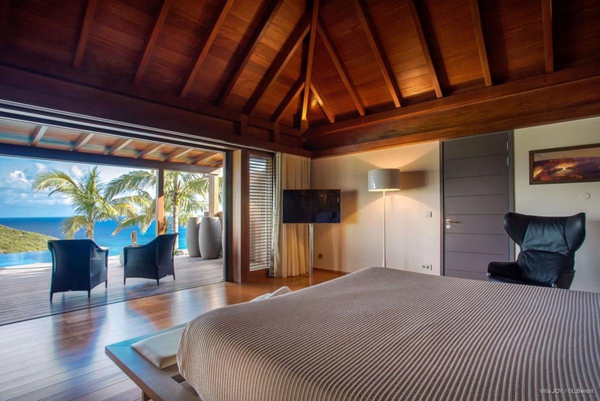 joy st barts villa rental where to stay. Black Bedroom Furniture Sets. Home Design Ideas