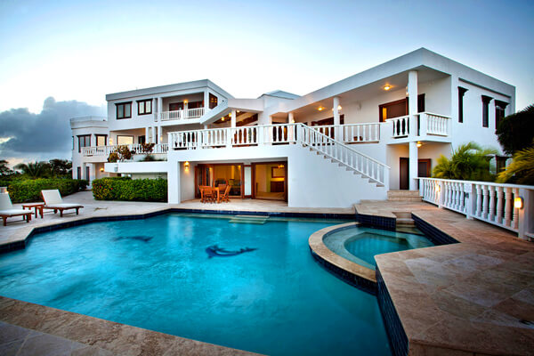 Infinity Villa at Sheriva is a luxurious villa on the West End in Anguilla