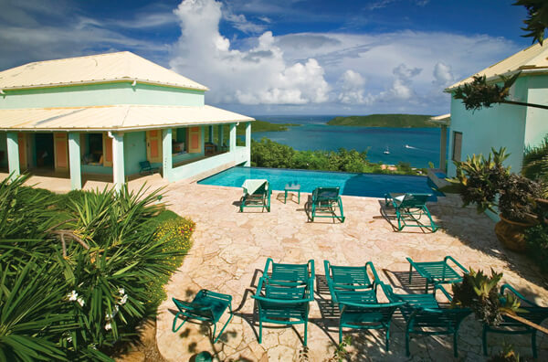 Anniversary House, British Virgin Islands villa