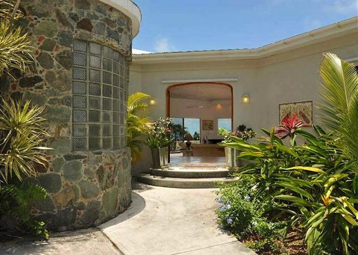 luminaria villa st john villa rental where to stay