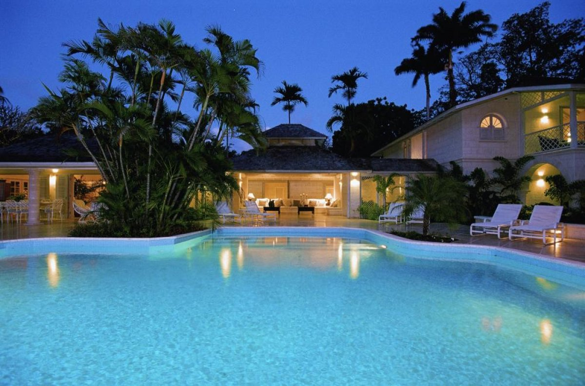 Bluff House And Cottage - Sandy Lane on Barbados