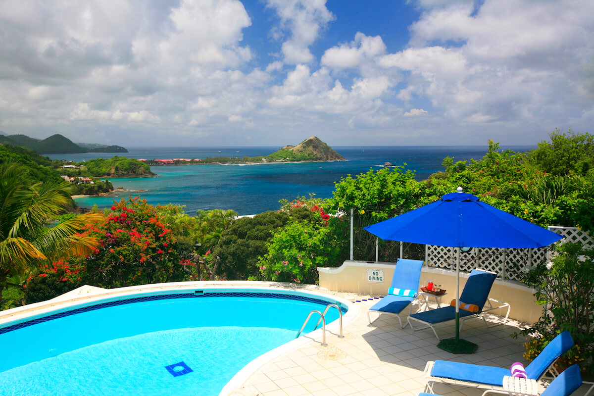 Wild Orchid Villa | St. Lucia Villa Rental | Where To Stay