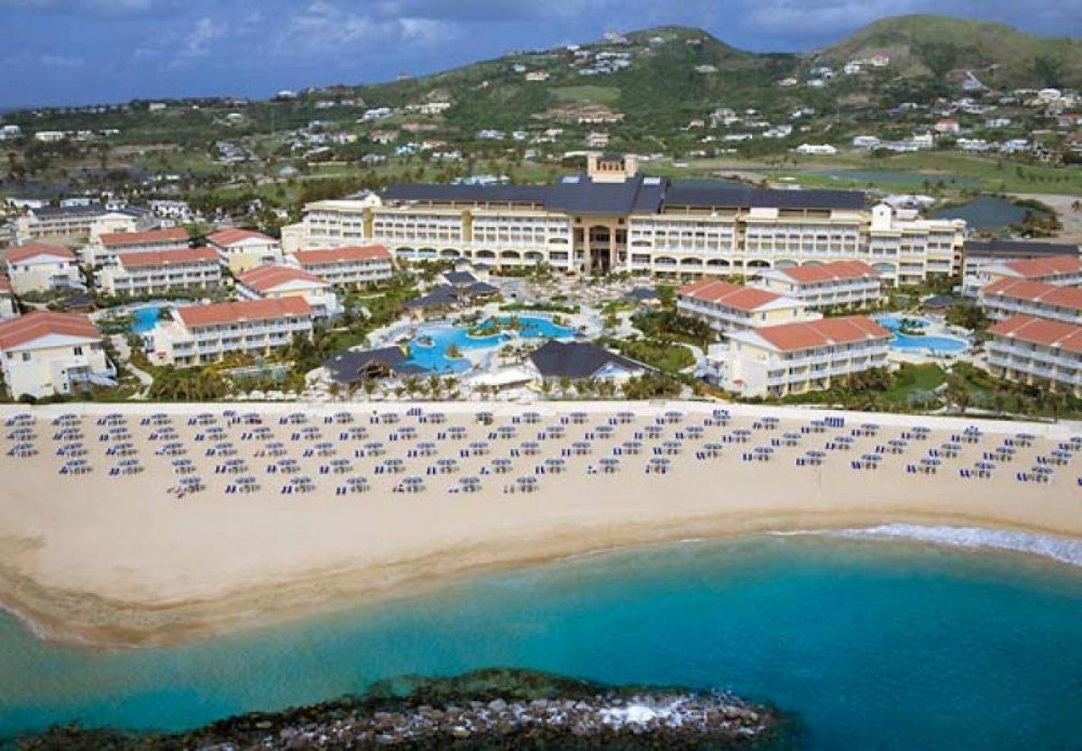 St kitts marriott beach resort spa