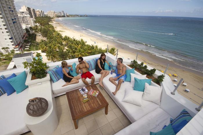 San Juan Water Beach Club Hotel Photo
