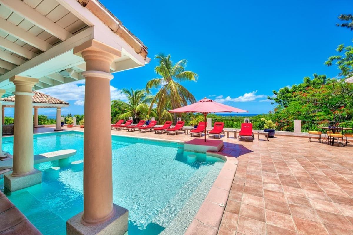 La Provencale Villa   St. Martin Villa Rental   Where To Stay