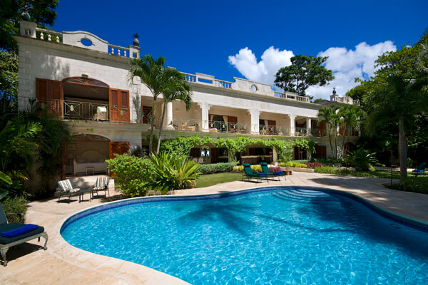 Moon Reach, Barbados villa