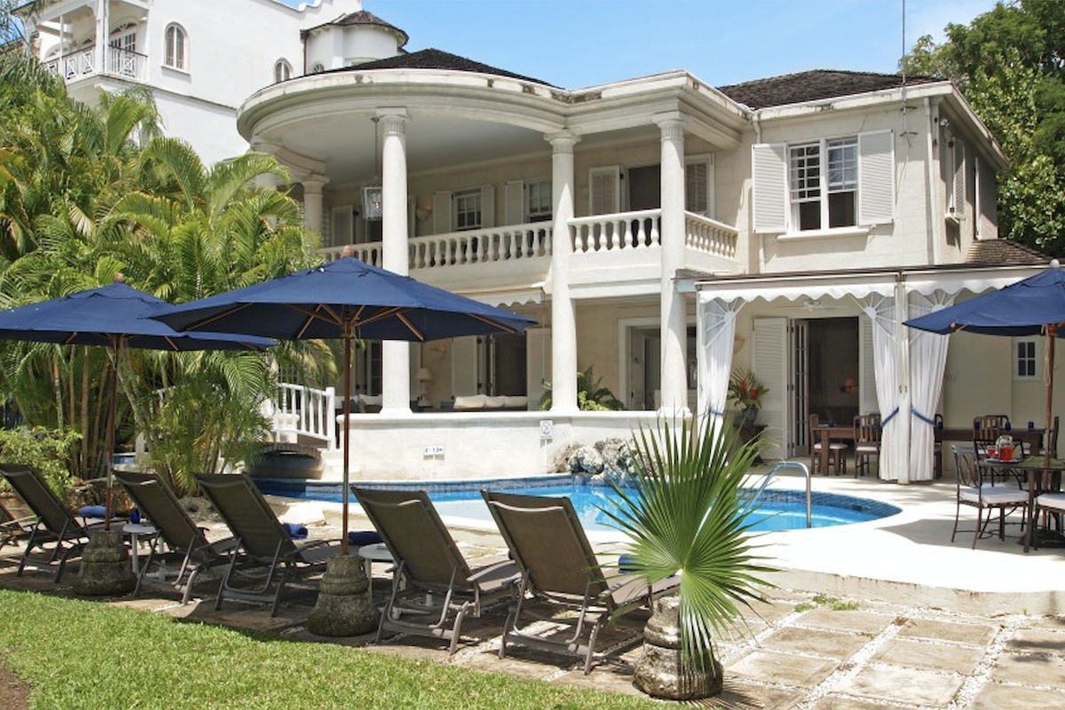 new mansion barbados villa rental wheretostay