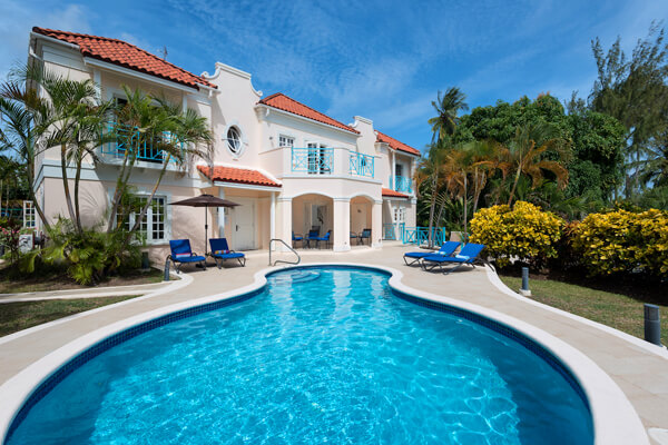 Sundown Villa is located near Mullins Beach