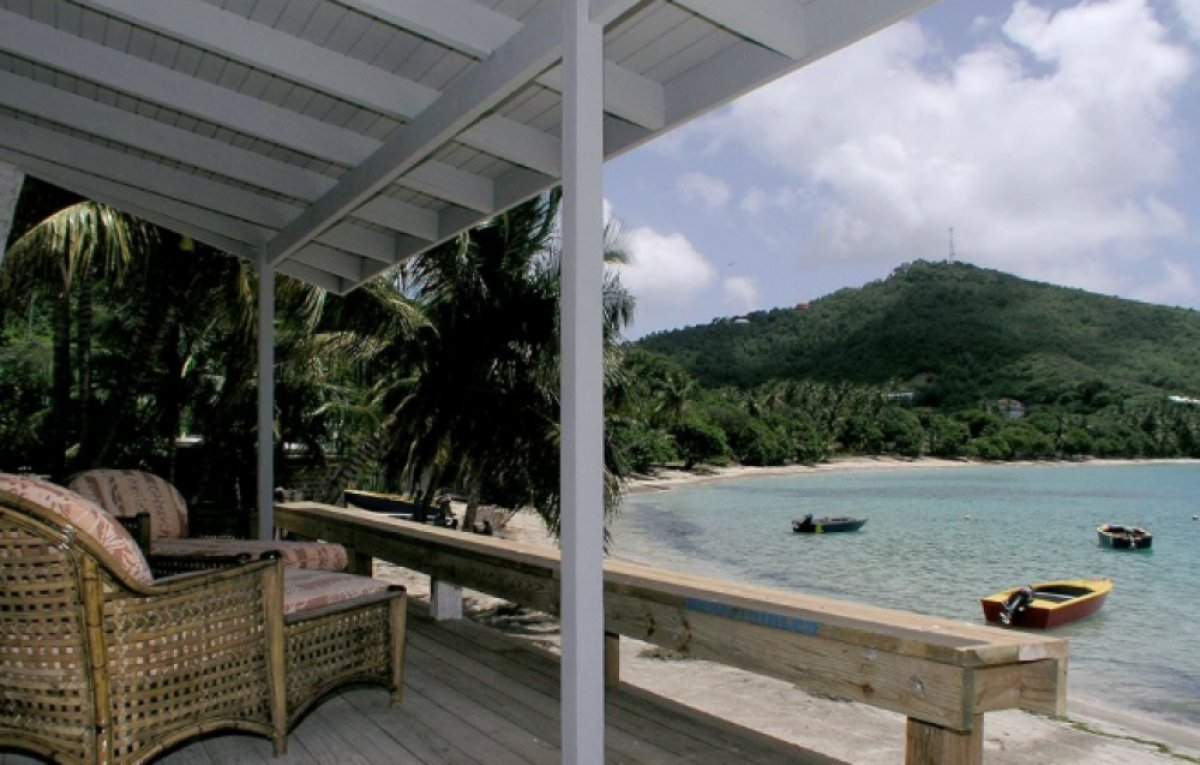 Bequia Beachfront Villa Hotel on St. Vincent & Grenadines