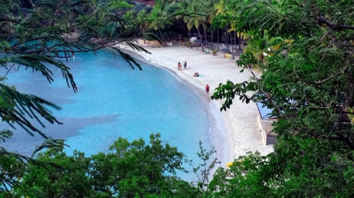 Virgin islands campground st thomas usvi where to stay for Honeymoon in st thomas