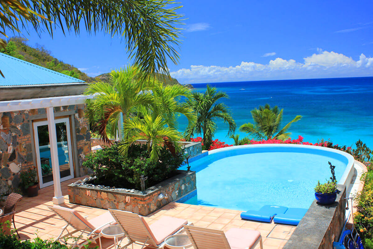 Carnival Beach House | St. John Villa Rental | Where To Stay