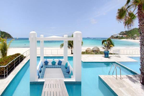 Starfish Villa at Coral Beach Club, St. Martin villa