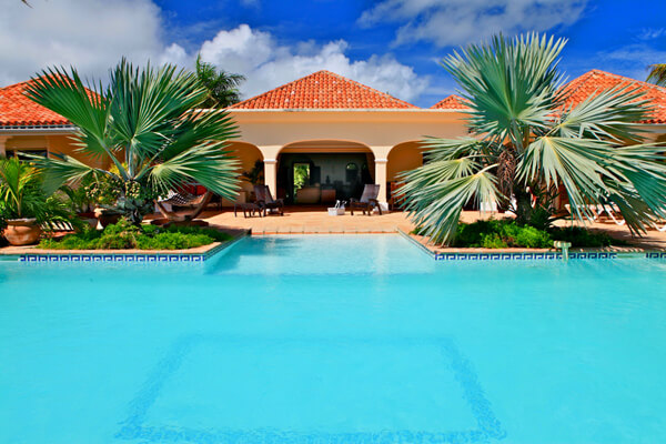 Casa del Sol is located close to Orient Beach