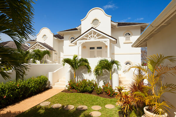 Coconut Ridge Villa is near the Royal Westmorland golf course