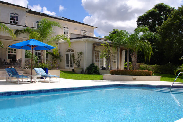 Saramanda Villa is located in Sandy Lane near golf and tennis facilities