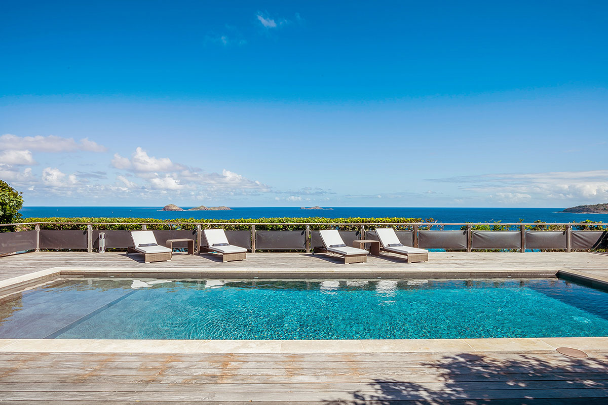 st. barts beachfront villas | wheretostay