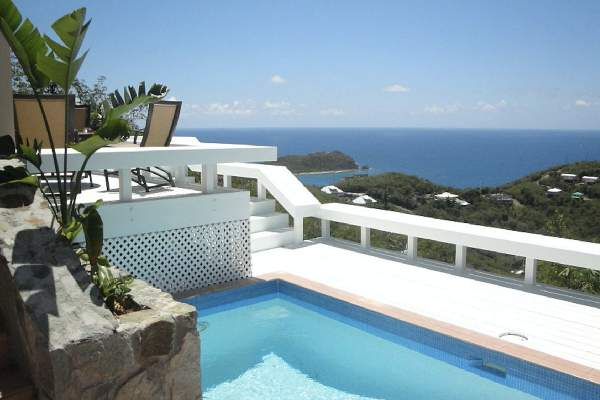 Magic View Villa has its own private swimming pool!