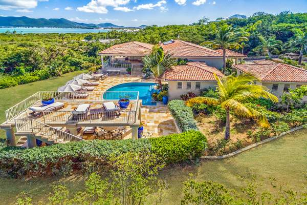 St martin villas vacation rentals where to stay for Villa de reve