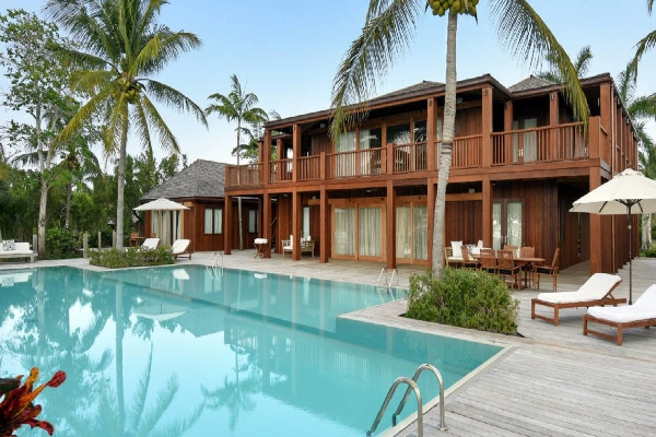 The Residence at COMO Parrot Cay photo