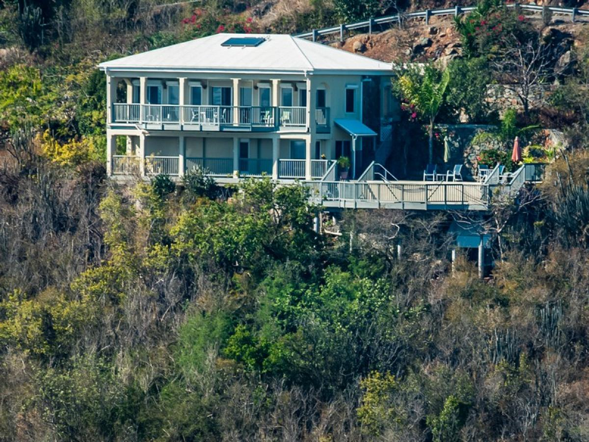 Eaglesnest Villa on St. John