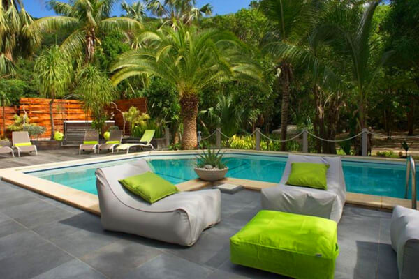Tropical retreat at Escape Villa