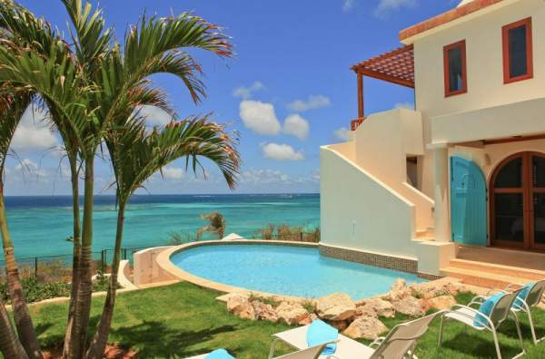 BP Villa is located near Shoal Bay Beach