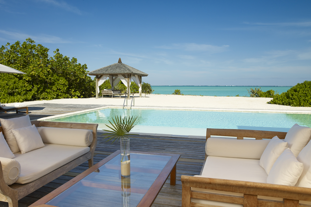 Parrot Cay Resort- COMO Villa - Turks and Caicos Villa Rental ...