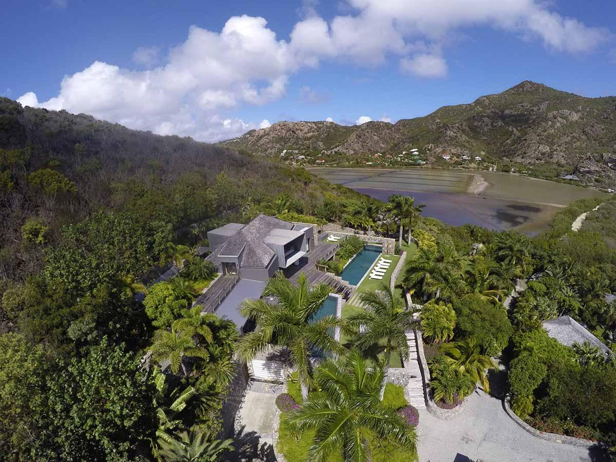 dunes villa - st. barts villa rental | wheretostay