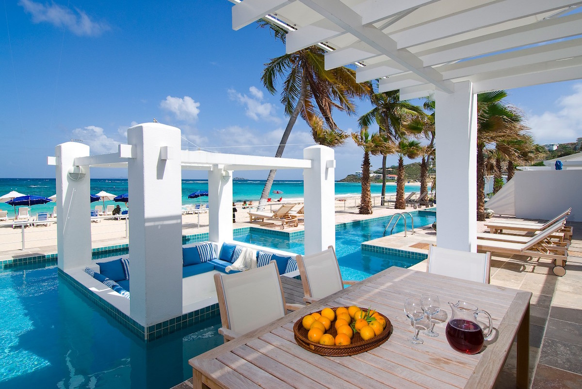 Villa Nautilus at Coral Beach Club on St. Martin