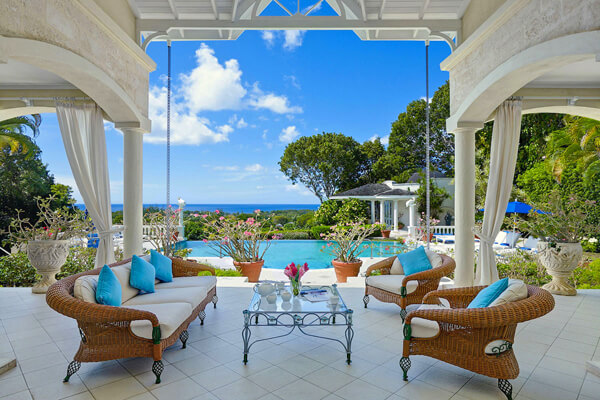 Bohemia Sandy Lane Barbados Villa, Long Island Outdoor Furniture Bohemia
