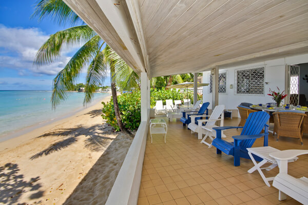Aquamarine is located just steps away from Mullins Beach